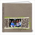 Spokane - 8x8 Photo Book (20 pages)