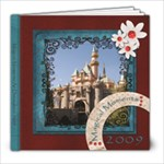 Disney Memories 2009 - 8x8 Photo Book (39 pages)