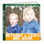 abc christmas photobook for the kids - 8x8 Photo Book (39 pages)