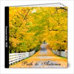 Vermont2009 - 8x8 Photo Book (39 pages)