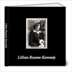 LILIAN - 8x8 Photo Book (20 pages)