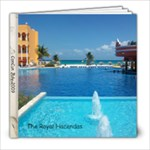 Family Cancun July 09 - 8x8 Photo Book (30 pages)
