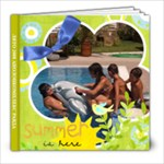 Sunny day 2008 - 8x8 Photo Book (20 pages)