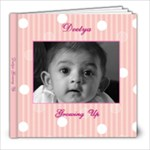 Deetya - 8x8 Photo Book (20 pages)