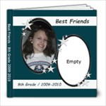 Best Friends Book 8x8 20 pg - 8x8 Photo Book (20 pages)