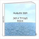 The Boat 2009 - 8x8 Photo Book (20 pages)