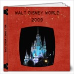 Disney09 - 12x12 Photo Book (40 pages)