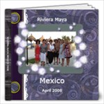 Riviera Maya - 12x12 Photo Book (20 pages)