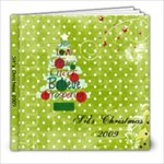 Christmas2009 - 8x8 Photo Book (20 pages)
