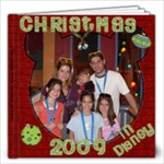 Disney Christmas 2009 - 12x12 Photo Book (30 pages)