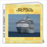 Wolgemuth Cruise - 8x8 Photo Book (39 pages)