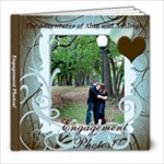 Engagement Photos - 8x8 Photo Book (20 pages)