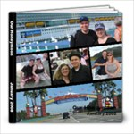 Our Honeymoon 2008 - 8x8 Photo Book (20 pages)