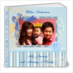 Wilber v4 - 8x8 Photo Book (20 pages)