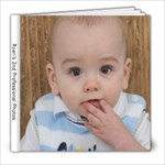 Ryan s 2nd professional photos - 8x8 Photo Book (20 pages)