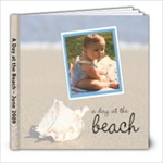 Just Beachy sample book - 8x8 Photo Book (20 pages)