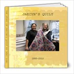 JAECYN S QUILT - 8x8 Photo Book (20 pages)