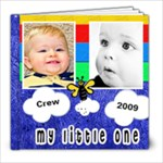 toddler world sample book copy me! - 8x8 Photo Book (20 pages)