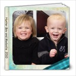 hunter and mady cousin photoshoot - 8x8 Photo Book (20 pages)