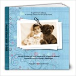 First Year  - 8x8 Photo Book (20 pages)