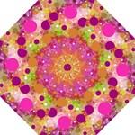 Polka Dot Fun - Folding Umbrella