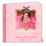 Melissa s Sweet 15 - 8x8 Photo Book (20 pages)