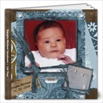 Vaughn Baby Book - 12x12 Photo Book (20 pages)