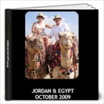 Jordan/Egypt - 12x12 Photo Book (20 pages)
