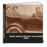 mclemore gang - 8x8 Photo Book (20 pages)