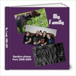 ourfamilyalbum - 8x8 Photo Book (20 pages)