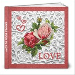 Love You Book - Copy Me :) - 8x8 Photo Book (20 pages)
