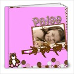 8x8 photo book for Paige - 8x8 Photo Book (20 pages)