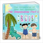 Our Cruise - 8x8 Photo Book (80 pages)
