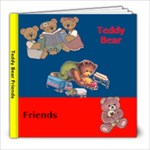 Teddy Bears - 8x8 Photo Book (20 pages)