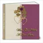 our love story.. - 8x8 Photo Book (20 pages)