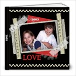 KIDS 2005 - 8x8 Photo Book (20 pages)