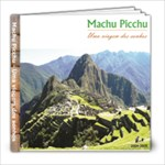 PhotoBook Machu Picchu - 8x8 Photo Book (60 pages)