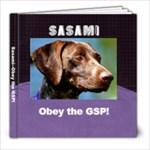 Sasami - 8x8 Photo Book (20 pages)