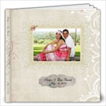 I & L wedding album - 12x12 Photo Book (20 pages)