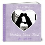 guest book - 8x8 Photo Book (39 pages)