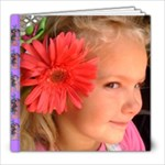 PIXIE Rain  - 8x8 Photo Book (20 pages)
