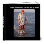 Jose s Book 1 - 8x8 Photo Book (60 pages)