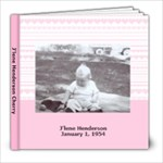 J lene Cherry3 - 8x8 Photo Book (20 pages)