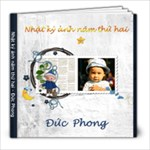 Vit 2 years old - 8x8 Photo Book (39 pages)
