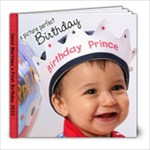 party book - 8x8 Photo Book (39 pages)