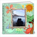 SUmmer OUting 2010 - Pico de Loro - 8x8 Photo Book (60 pages)