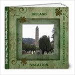 IRELAND 2010 - 8x8 Photo Book (20 pages)