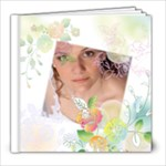 wedding flower - 8x8 Photo Book (20 pages)