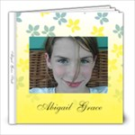 Abigail - 8x8 Photo Book (20 pages)