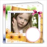 flower idea for kids - 8x8 Photo Book (20 pages)